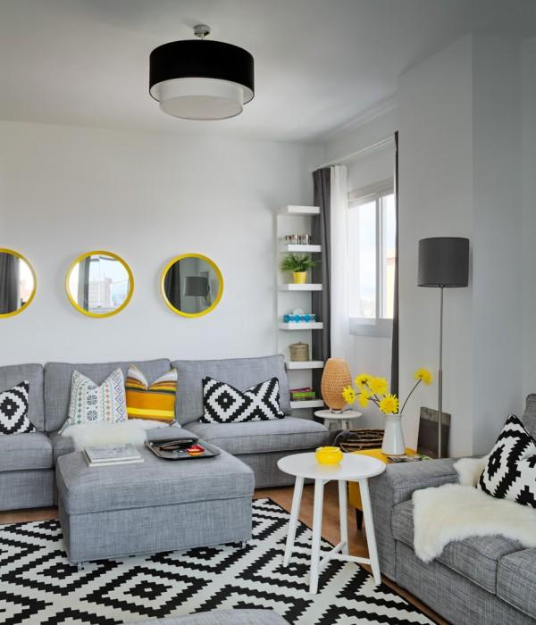 Casas decoradas con ikea trendy alfombras infantiles en ikea lo mejor de casas decoradas con - Casas decoradas con ikea ...