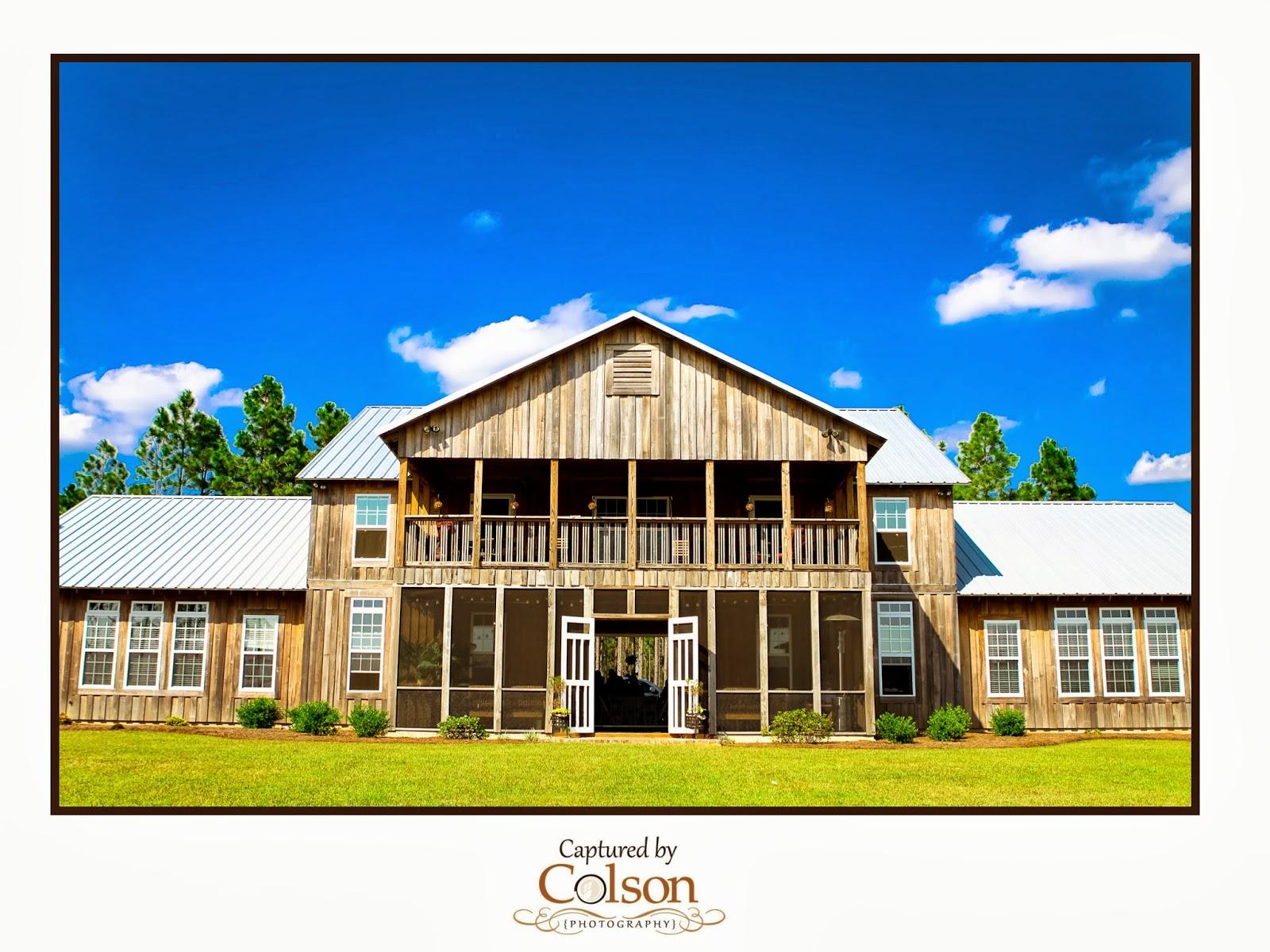 Captured By Colson Photography Wedding Tifton Georgia
