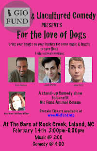 VENDORS AND SPONSORS - Support Our Valentine's Day Comedy Show!
