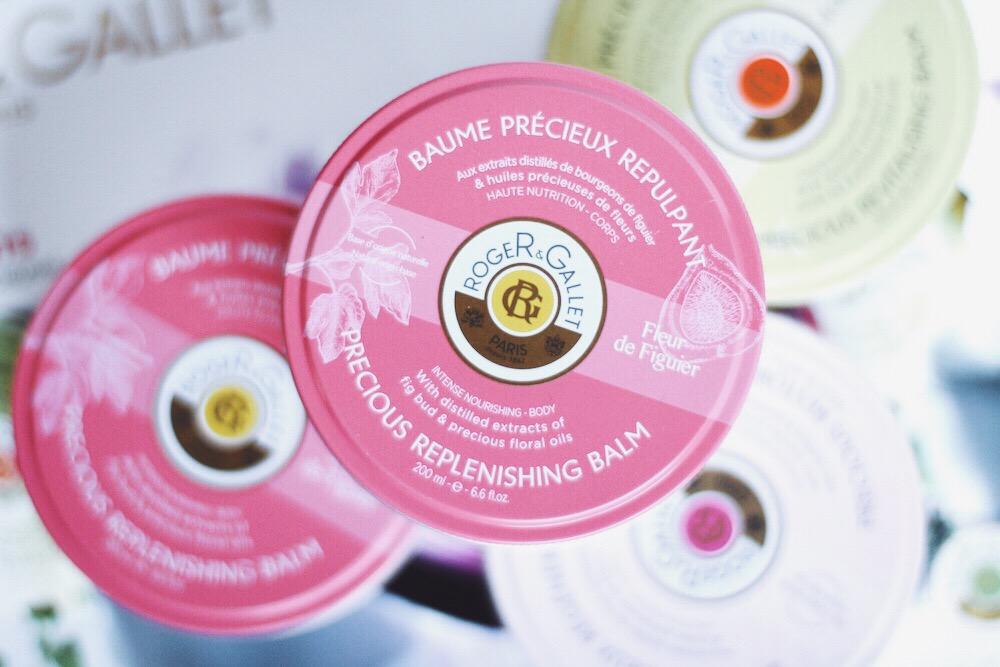 roger & gallet baume corps precieux avis test
