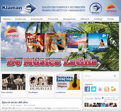 Klaman Records, Discográfica Sevilla