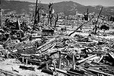 Hiroshima 64 Years Later