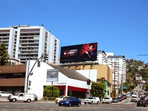Max YouTube Music Awards 2015 billboard