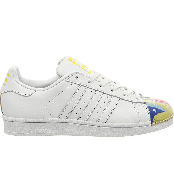 adidas todd james traines, adidas white todd james superstar, adidas patterned toe trainers,