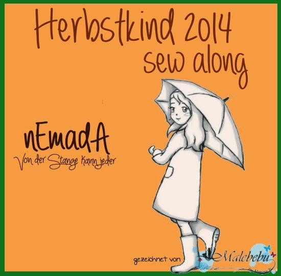 """Herbstkind """"Sew Along"""""""