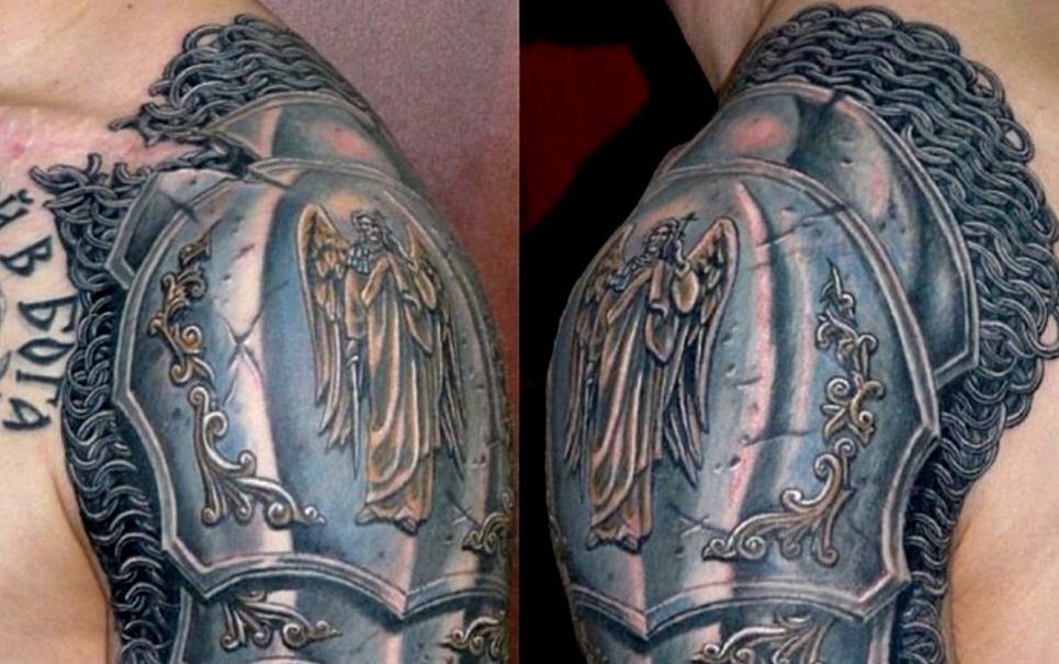 Confira Tatuagem Impressionante Que Parece Uma Pe 231 A De