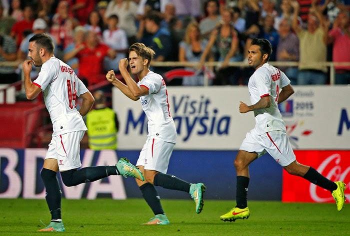 Crónica Sevilla FC 2 Vs Villarreal CF 1