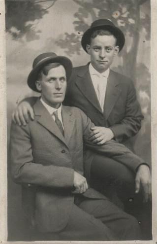 Ernest William Ganus and Heber Ganus