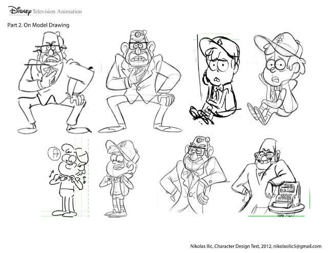 Dibujos Para Colorear De Gravity Falls | web infantil