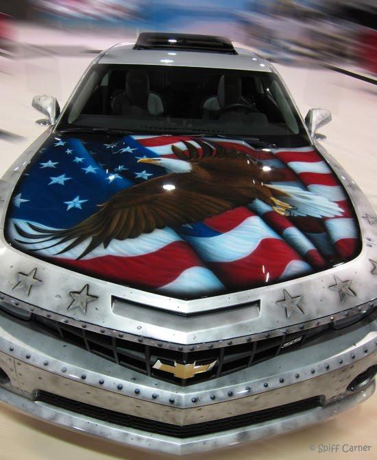 Spiff Happens March - Car show world congress center atlanta