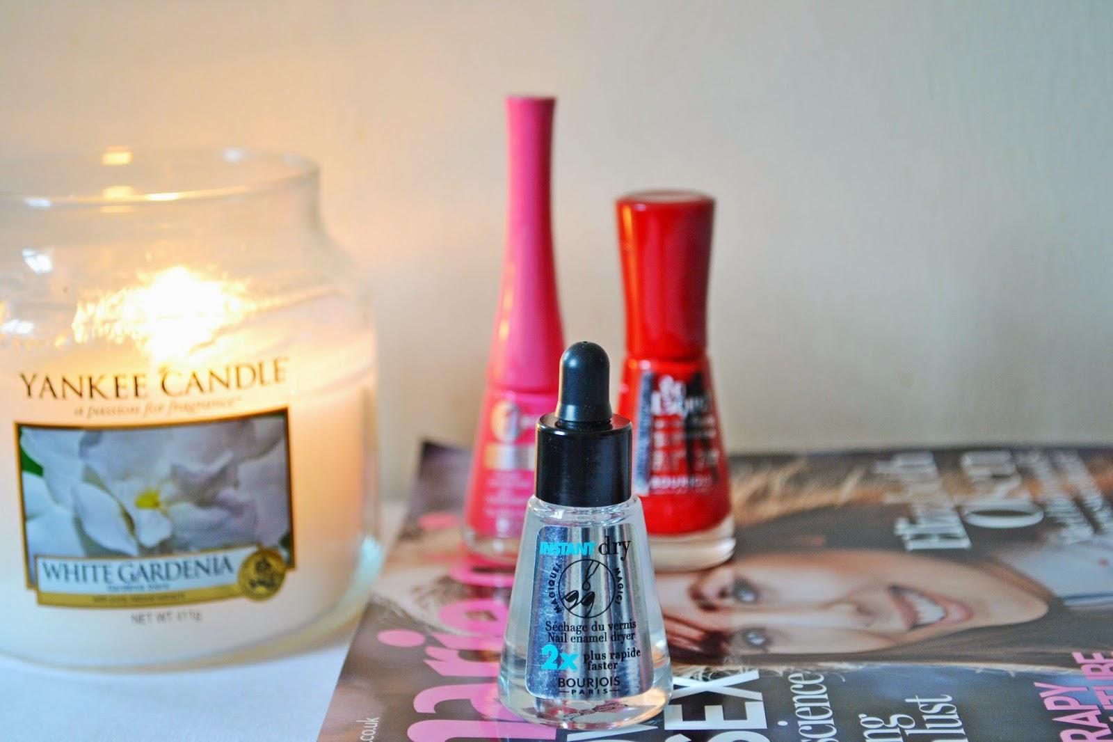 Bourjois Instant Dry Nail Drops - Aspiring Londoner