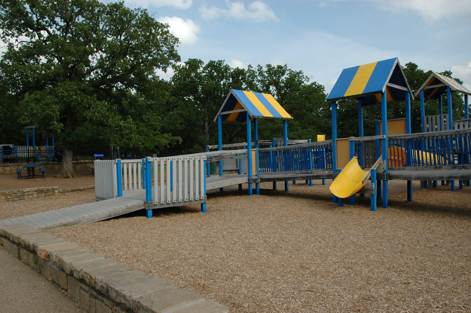 Flower Mound Playground Project February 2012