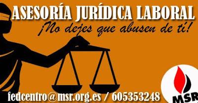 ASESORIA JURÍDICA MSR
