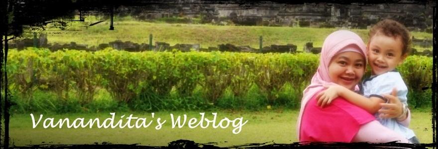 Vanandita's Weblog