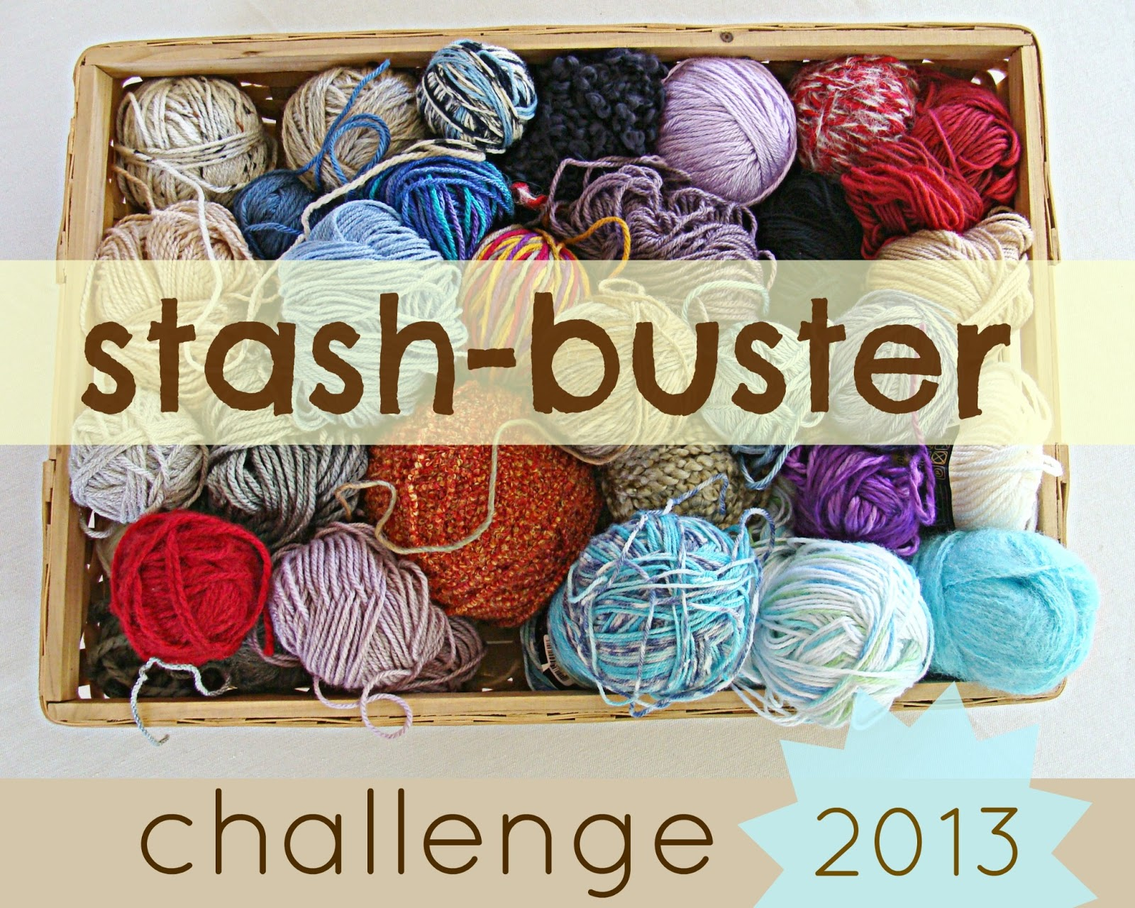 Stash-buster  Challenge 2013