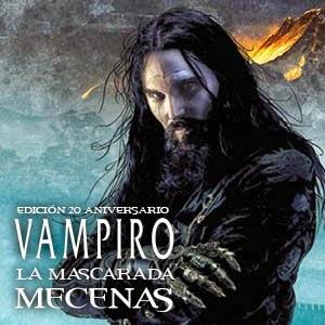Mecenas de Vampiro La Mascarada