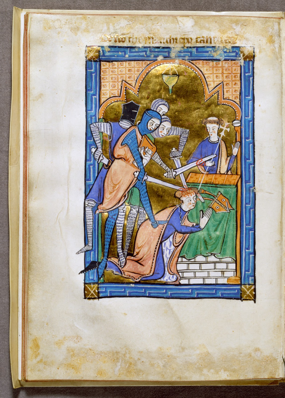 english historical fiction authors the murder of thomas becket the murder of thomas becket public