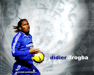 Didier Drogba Chelsea Wallpaper 2011 3