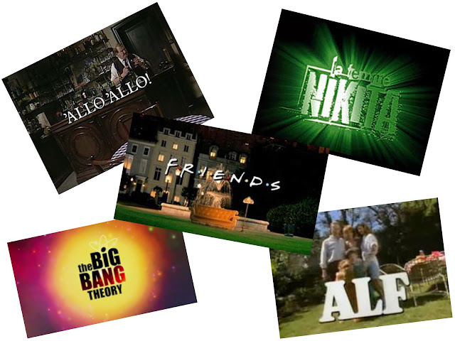 top five tv shows