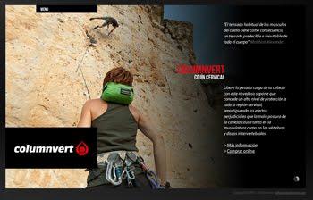 Web Oficial del COLUMVERT