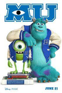 Monsters University (2013) HD