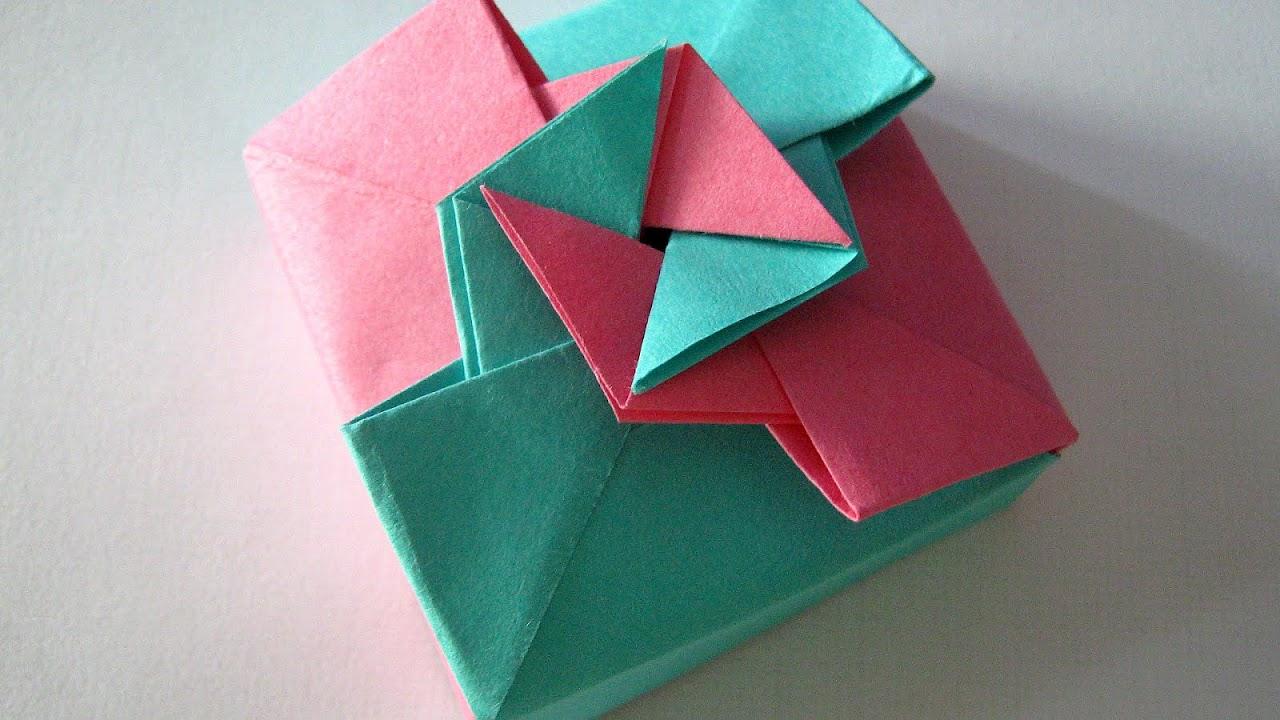 Tamatebako Origami Gift Box Origami Choices