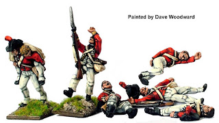 Perry Miniatures AW59 British Casualties