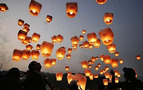 GOODIES - Wish Lanterns