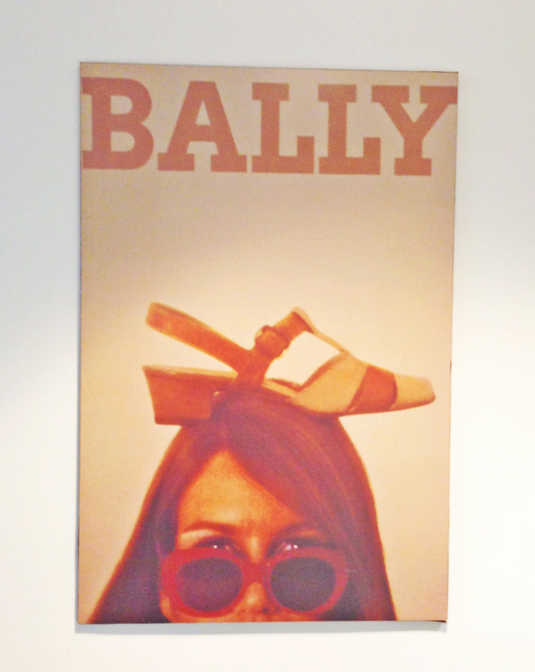 BALLY SWITZERLAND VINTAGE ADVERTISING