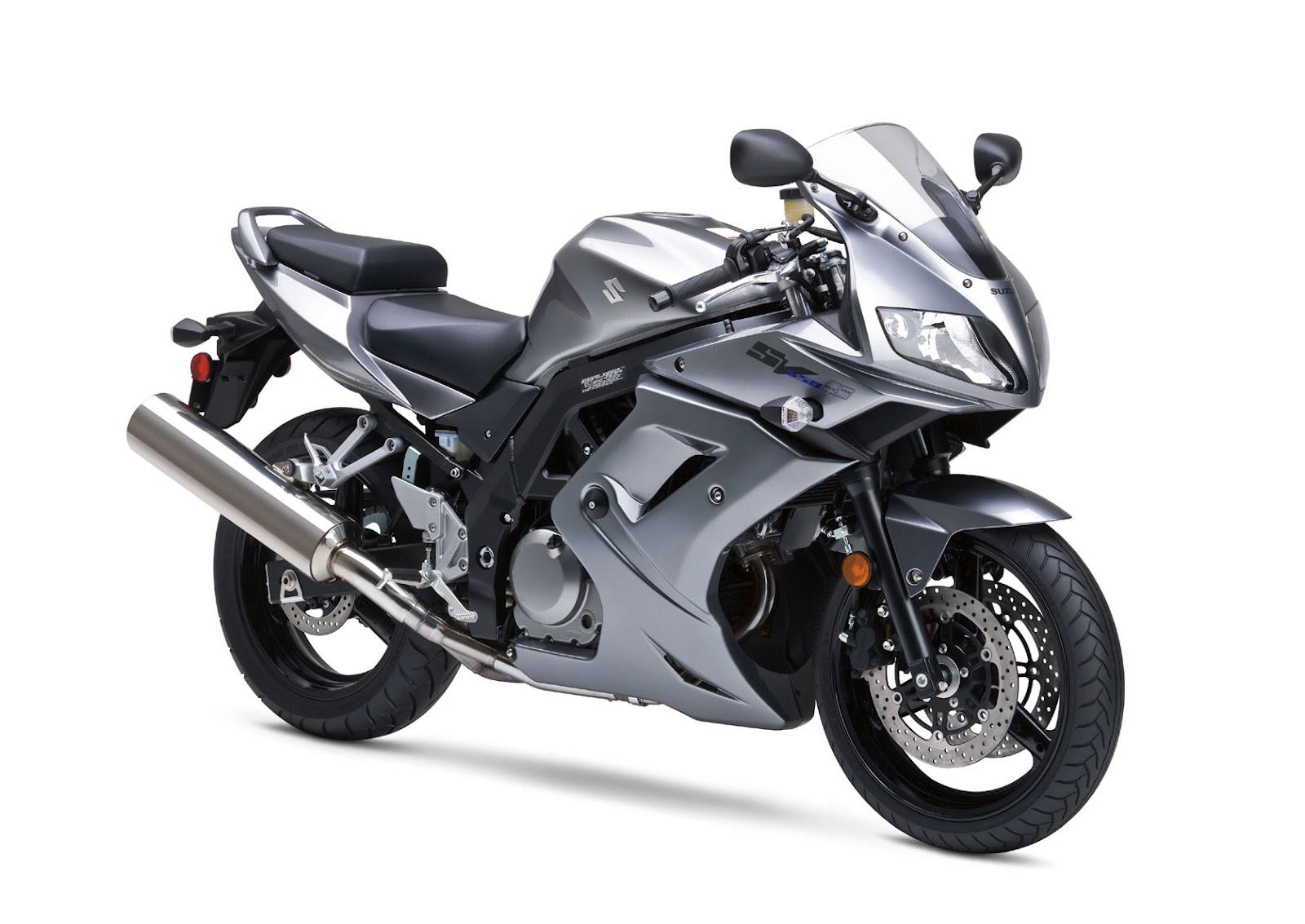 New Colours for 2020 Suzuki SV650 - BikesRepublic
