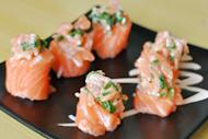 como fazer sushi jyo