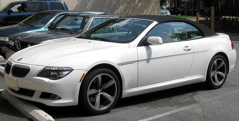 Automotive database bmw 6 series e63 2008 2010 bmw 650ci convertible us fandeluxe Gallery