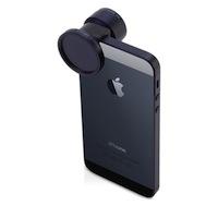Olloclip Telephoto Lens con polarizzatore circolare per iPhone 5 e iPod touch 5ª generazione