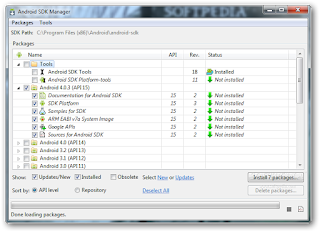 Download Android SDK Release 24.3.3