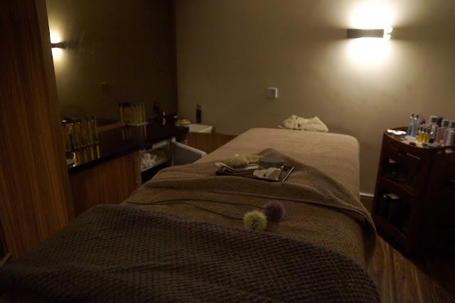 Hello Freckles Ramside Spa Treatment Room