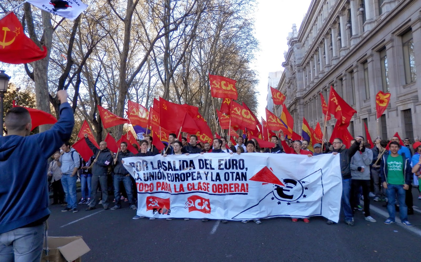 Triunfo de las marchas 22M P3210263