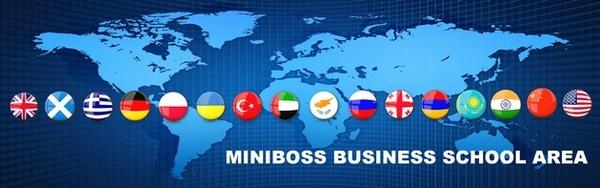 MINIBOSS global network