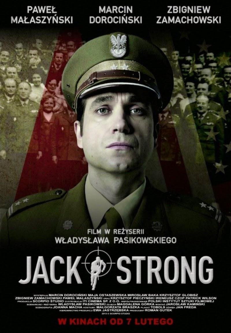 xem phim Đặc Vụ Jack - Jack Strong 2014 full hd vietsub online poster