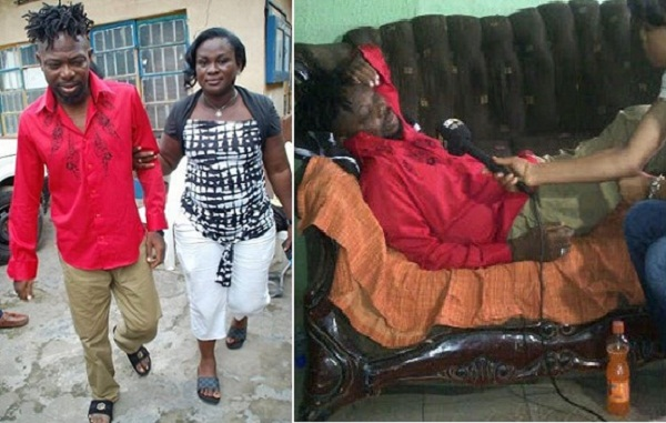 Photos Of  Nigerian Music Producer OJB's Present Condition