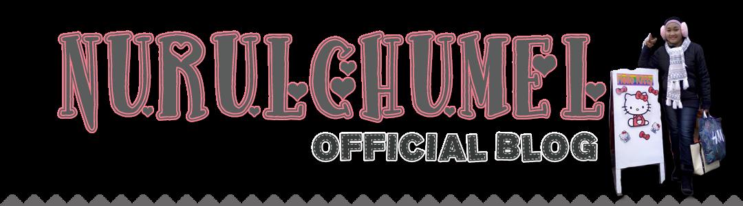 Nurulchumel ❤ Official Blog