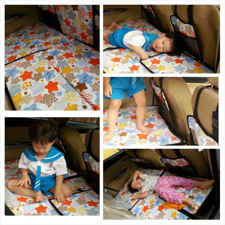 CHILD CAR MAT
