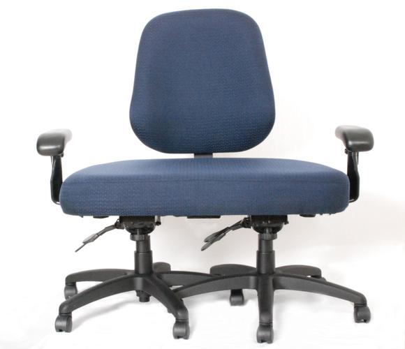 cadeira para duas pessoas ou para quem vale por dois gordo