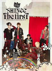 SHINee first Japanese album 'The First'