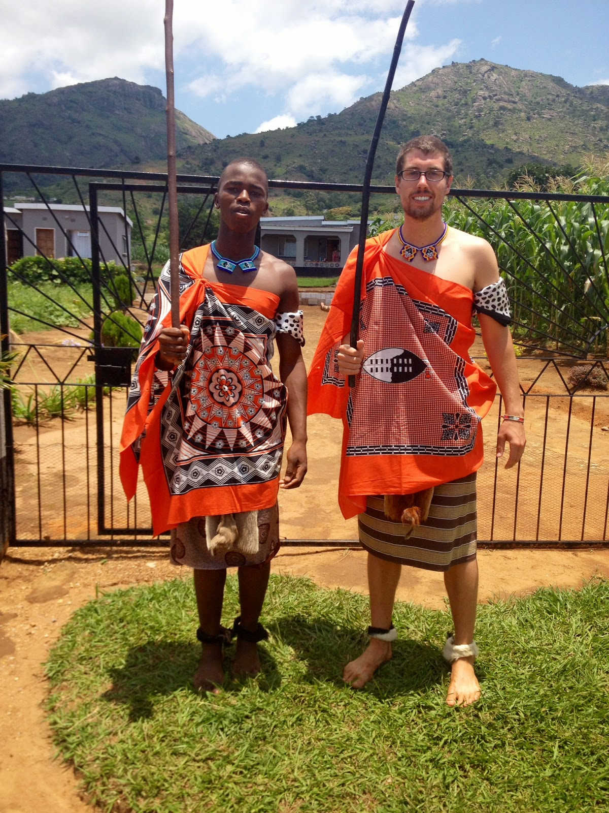 A national prayer incwala swazi adventures as we arrived i realized with no other peace corps volunteers attending i would be one of very few non swazis in traditional attire i was correct thecheapjerseys Image collections