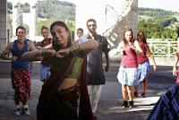 Nazriya Nazim Rare Navel Show Stills
