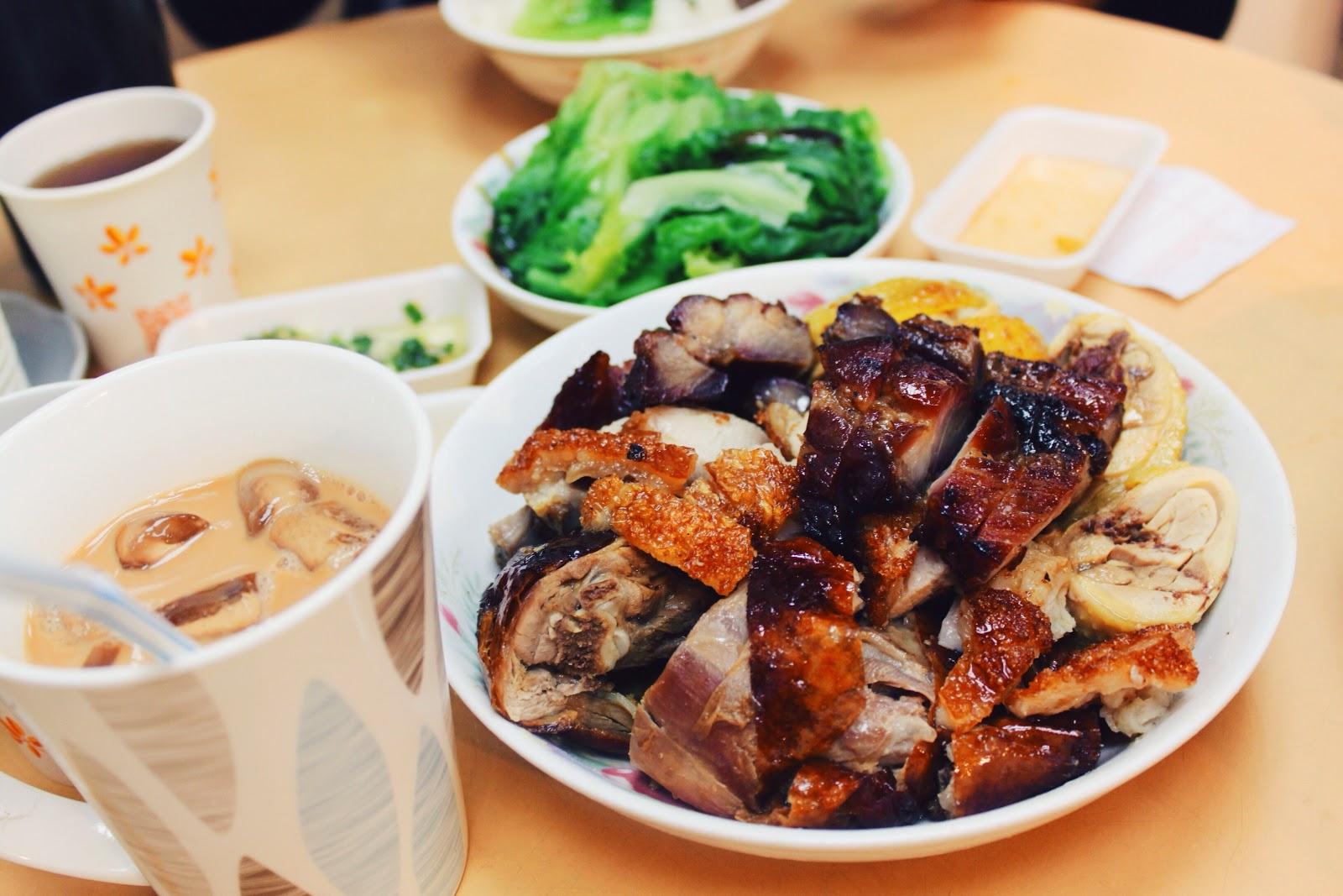 再興燒臘飯店 @ 香港湾仔軒尼詩道265-267號地下C座 Joy Hing Food Shop at Wan Chai, Hong Kong