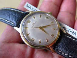 ETERNA MATIC GOLD TOP - AUTOMATIC