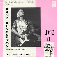 Bugs Henderson - Gitarbazndrumz