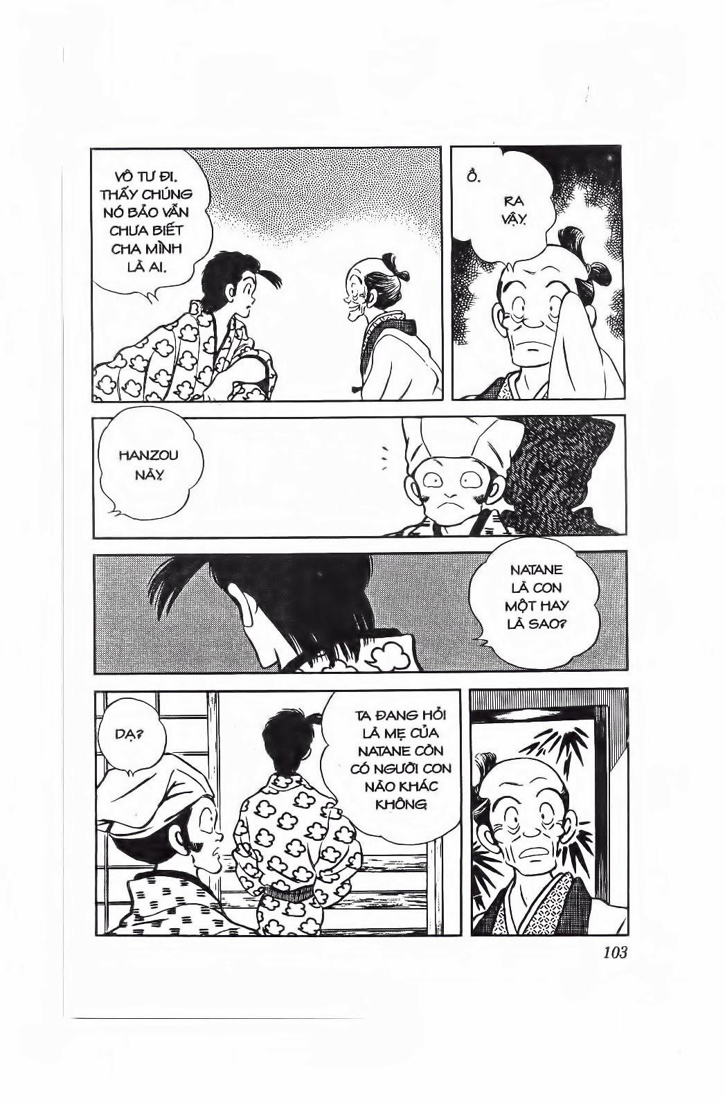 Nijiiro Togarashi - Ớt Bảy Màu chap 95 - Trang 8