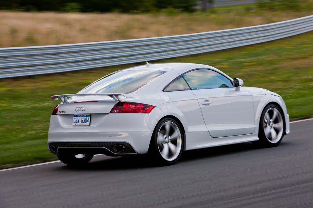 First Drive Audi TT RS Quattroholiccom - Audi car name list